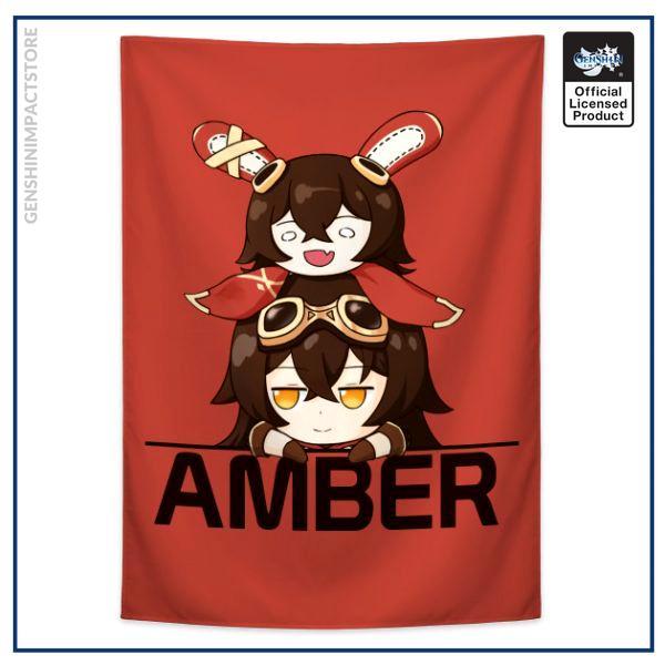 Genshin Impact - Amber Chibi