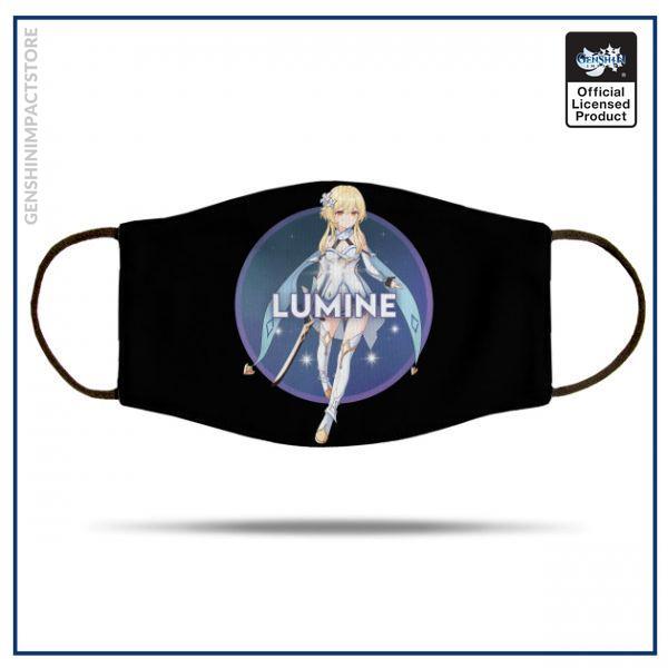 Genshin Impact - Lumine Traveler