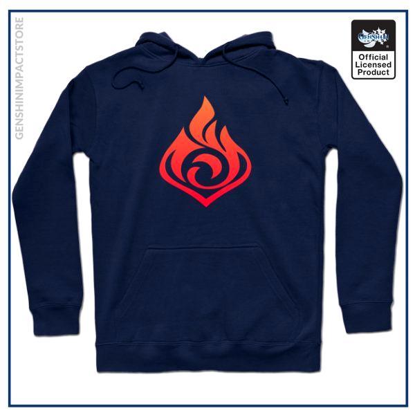 Genshin Impact pyro element