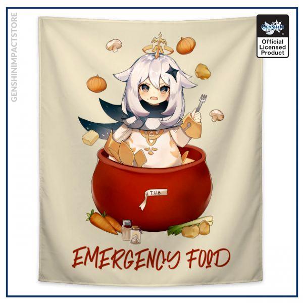 Genshin Impact - Paimon Emergency Food
