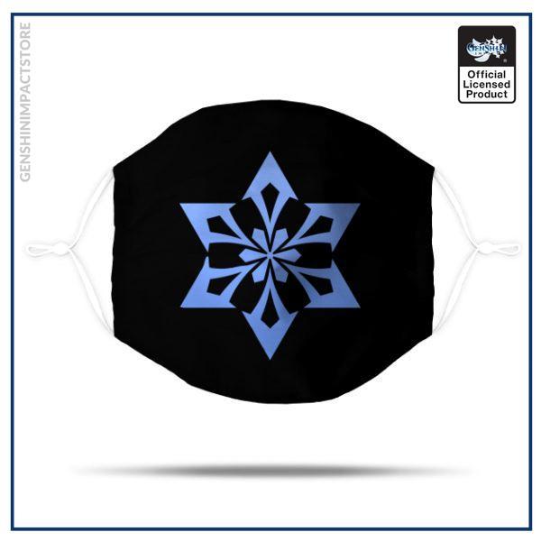 Genshin Impact Cryo Ice element