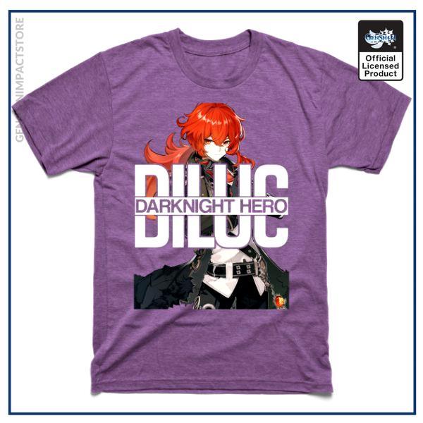 Diluc Darknight Hero