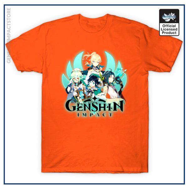 Genshin Impact Anemo Characters