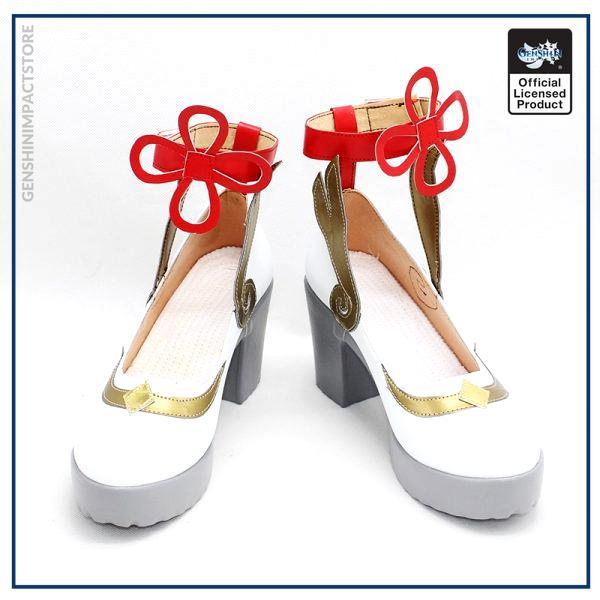 GANYU Cosplay Shoes New Game Genshin Impact Cosplay Props Anime Lolita Women s Shoes Boots Custom 1 - Genshin Impact Store