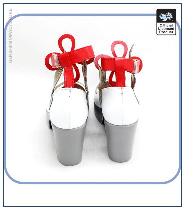 GANYU Cosplay Shoes New Game Genshin Impact Cosplay Props Anime Lolita Women s Shoes Boots Custom 4 - Genshin Impact Store