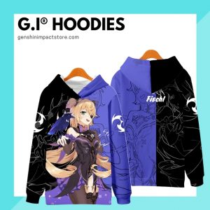 Genshin Impact Hoodie