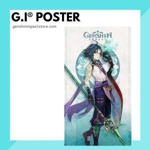 Genshin Impact Poster