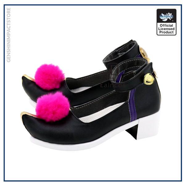 Game Genshin Impact Qiqi Cosplay Halloween Carnival Party Shoes Custom made 2 - Genshin Impact Store