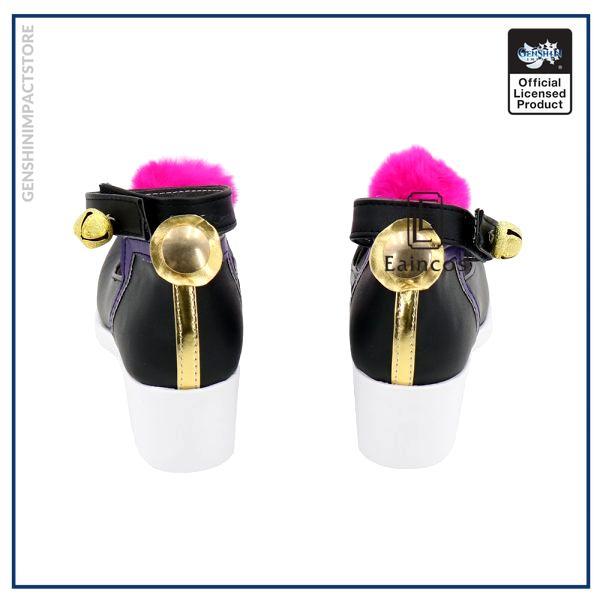 Game Genshin Impact Qiqi Cosplay Halloween Carnival Party Shoes Custom made 4 - Genshin Impact Store
