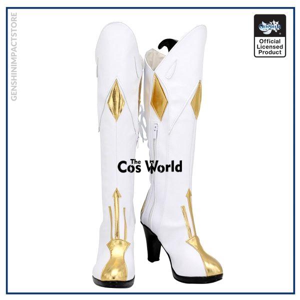 Genshin Impact Jean Games Customize Cosplay High Heels Shoes Boots 1 - Genshin Impact Store