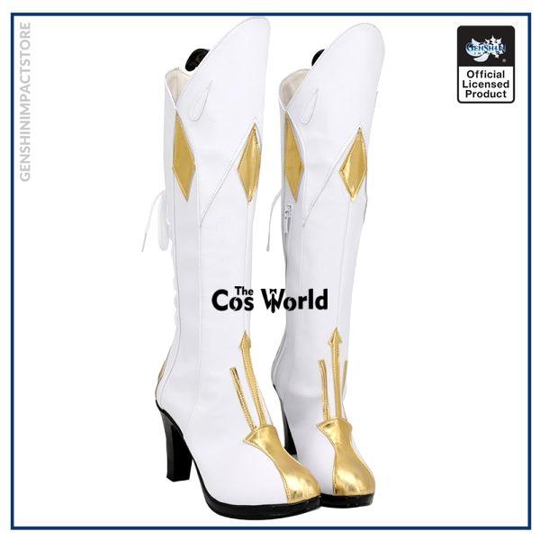 Genshin Impact Jean Games Customize Cosplay High Heels Shoes Boots 3 - Genshin Impact Store