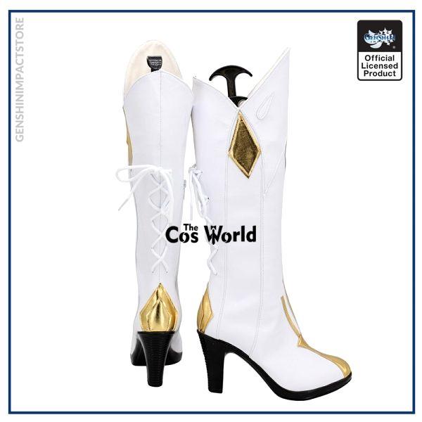 Genshin Impact Jean Games Customize Cosplay High Heels Shoes Boots 4 - Genshin Impact Store