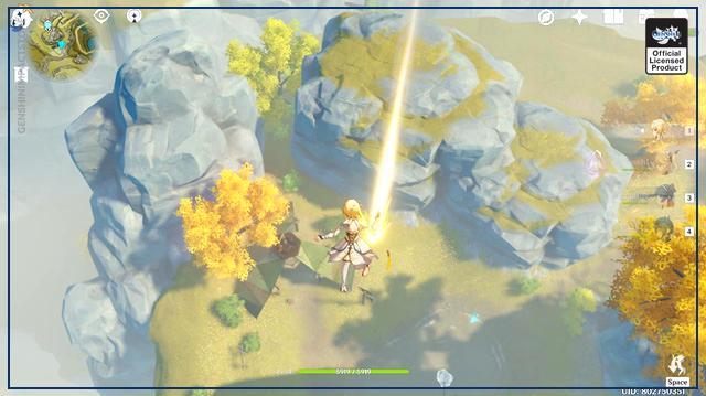 Reviews on Genshin Impact free anime game by miHoYo