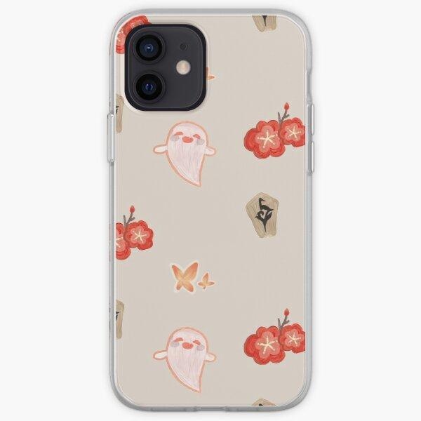 Genshin Impact Hu Tao iPhone Soft Case RB1109 product Offical Genshin Impact Merch