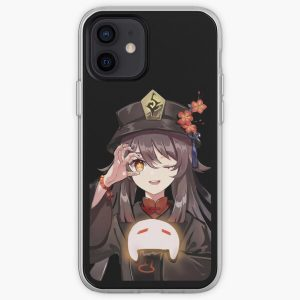 Hu Tao iPhone Soft Case RB1109 product Offical Genshin Impact Merch