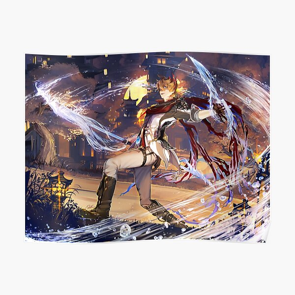 Childe Supremacy Poster RB1109 product Offical Genshin Impact Merch