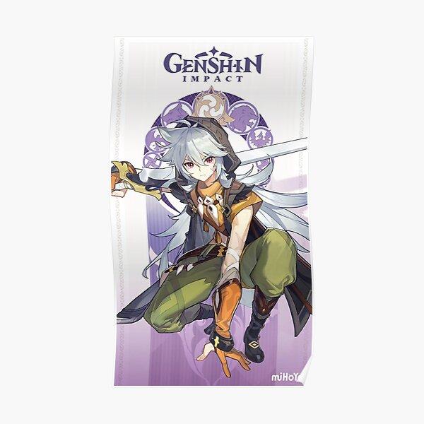 Genshin Impact Razor Poster RB1109 product Offical Genshin Impact Merch