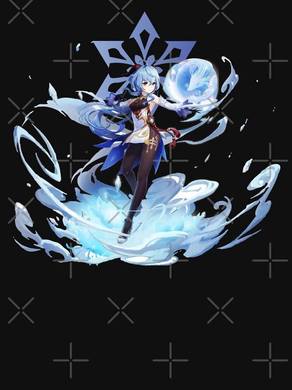 artwork Offical Genshin Impact Merch