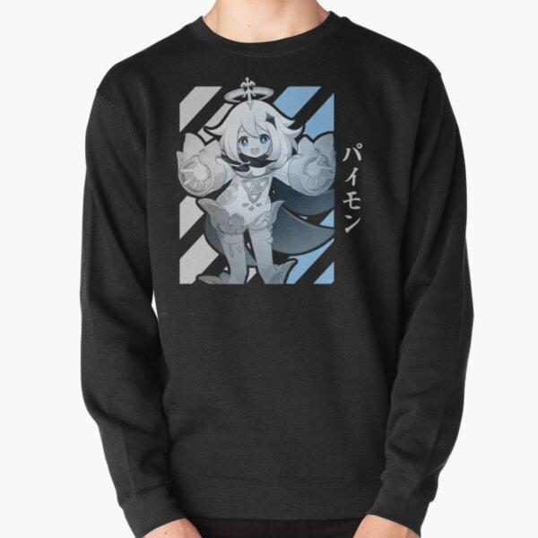 Paimon Genshin Impact Design Pullover Sweatshirt RB1109 product Offical Genshin Impact Merch