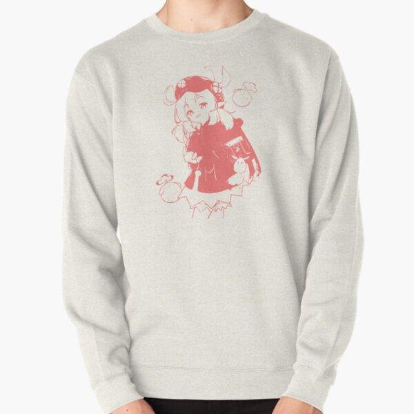 Genshin Impact | Klee Burny Girl Pullover Sweatshirt RB1109 product Offical Genshin Impact Merch