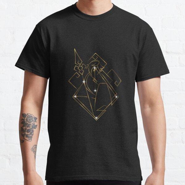 Genshin Impact Zhongli Constellation Classic T-Shirt RB1109 product Offical Genshin Impact Merch