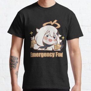 Paimon Genshin Impact Emergency Impact Classic T-Shirt RB1109 product Offical Genshin Impact Merch