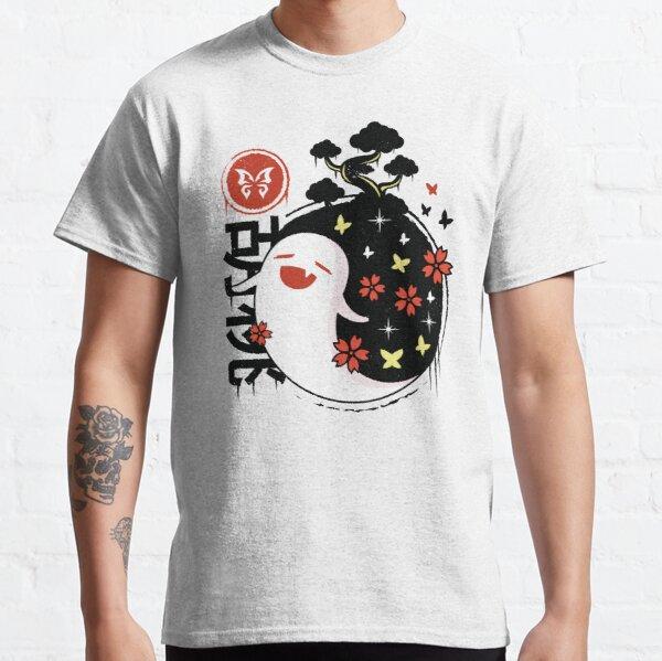 Genshin Impact Hu Tao Ghost Classic T-Shirt RB1109 product Offical Genshin Impact Merch
